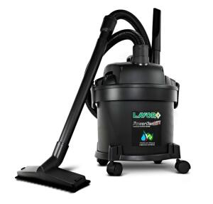 Aspirador e Soprador de Pó e Água Residencial 14L 1250W - LAVOR | R$190
