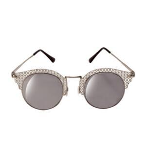 Óculos Mark Arabesco Prateado | R$71