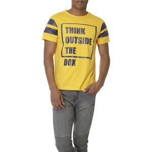 Camisa T-shirt masculina outside |de R$28 POR R$14