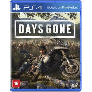 Jogo Days Gone - PS4   R$ 59