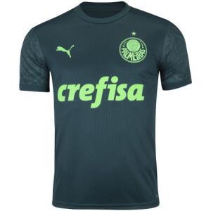 Camisa Puma Palmeiras III 2020 Torcedor - Masculina