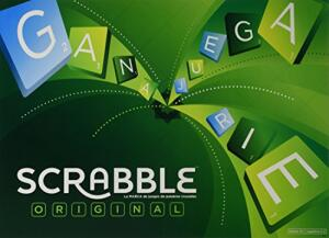 Jogo Scrabble Mattel | 59.90