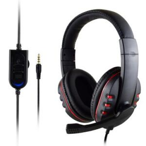Headset para PS4 / XBOX/ PC | R$42