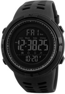 Relógio Masculino Esportivo Digital À Prova d'água | R$69