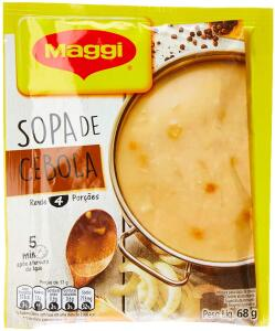 [Prime] Sopa de Cebola Maggi, 68g