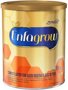 Composto Lácteo em Pó Enfagrow Lata 800g R$35