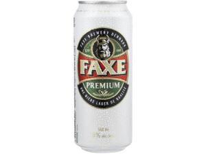[Leve 3 pague 2] Cerveja Faxe Premium Lager 500mL