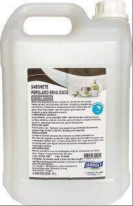 [PRIME] Sabonete Liquido Perolado Erva Doce 5 litros