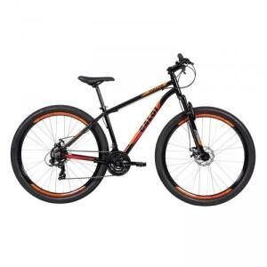 Mountain Bike Caloi Vulcan - Aro 29 - Freio a Disco Mecânico - Câmbio Traseiro Shimano - 21 Marchas
