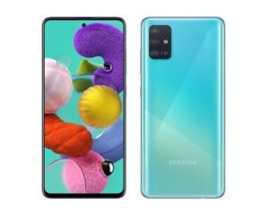 Smartphone Samsung Galaxy A51 | R$ 1.486