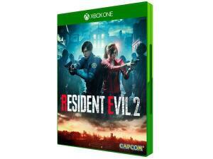 Resident Evil 2 mídia física Xbox One R$104