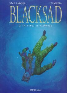 HQ Blacksad - Volume 4: O inferno, o silêncio