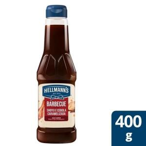 Molho Hellmann'S Barbecue Shoyu E Cebola Caramelizada - 400G | R$ 7