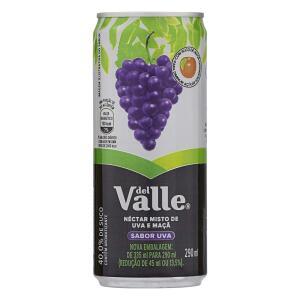 [PRIME] Suco Uva Del Valle Lata 290Ml | R$ 2,81