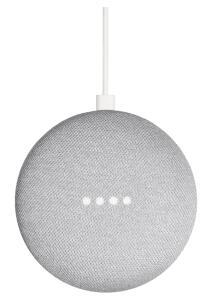 Google Nest Mini - Cinza | R$ 199