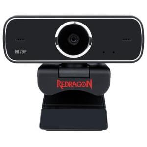 Webcam Redragon Streaming Fobos, HD 720p - GW600 | R$ 211
