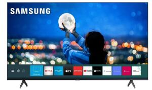 "Smart TV Samsung Series 7 UN43TU7000GXZD LED 4K 43"" | R$ 1999"