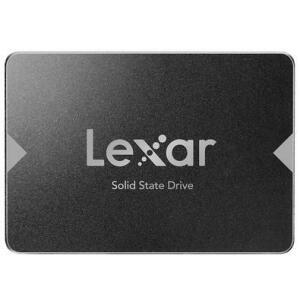 SSD Lexar NS100 128GB SATA Leitura 520MB/s