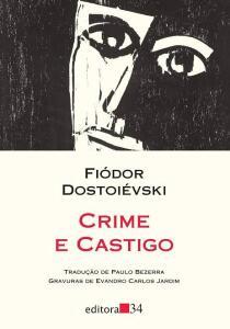 Livro Crime e Castigo - R$70