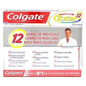 (Recorrência) (PRIME) 8 unidades Colgate Total 12 | R$19