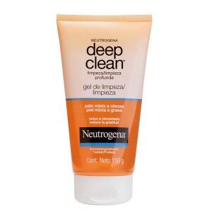 [PRIME] Gel de Limpeza Profunda Deep Clean, Neutrogena, 150g | R$17