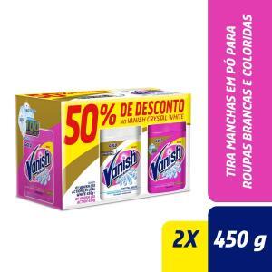 [Prime] Kit Vanish Tira Manchas Oxi Action   R$19 [R$16 comprando 5]