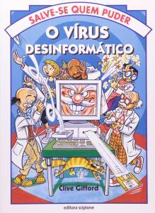[PRIME] O vírus desinformático - Capa Comum - Coleção Salve-se Quem Puder | R$28