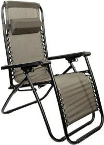 Cadeira Reclinavel Zrl009 Utiliz A | R$193