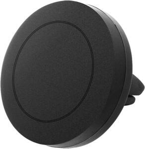 Suporte Veicular Magnético Universal para Smartphones 4 imãs, Preto, ESMAG, Geonav, Grande | R$21
