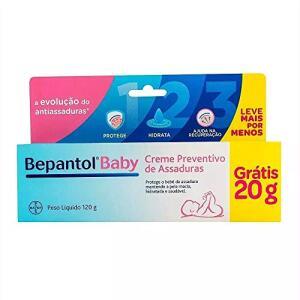 [PRIME] Kit 4 unidades de Bepantol Baby 120G - Bayer   R$125