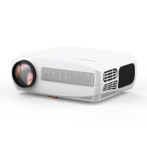 Projetor Blitzwolf® BW-VP6 LCD 6000 Lumens Full HD com Speaker   R$969