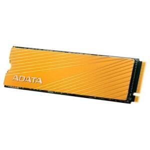 Adata Falcon, 512GB, M.2 PCIe, Leituras: 3100MB/s e Gravações: 1500MB/s