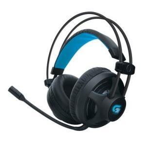 Headset Gamer Fortrek PRO H2 com LED Azul, P2, Preto - H2