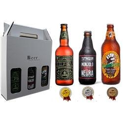 Kit Cerveja Artesanal Premiado | R$80