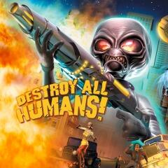 [CUPOM EPIC] Destroy All Humans! | R$ 30
