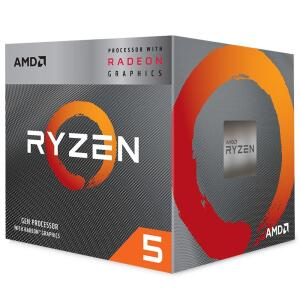 Processador AMD Ryzen 5 3400G   R$ 949