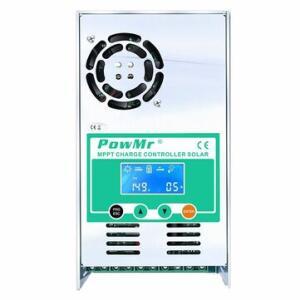 Controlador de Carga e Descarga Solar PowMr MPPT | R$426