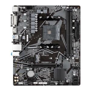 Placa Mãe Gigabyte A520M H DDR4 Socket AM4 Chipset | R$570
