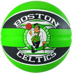 Bola Basquete Boston Celtics Spalding Nba Team Size 7   R$100
