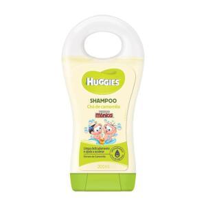 Shampoo Turma Da Mônica Camomila Infantil 200ml - L3 P2 | R$17