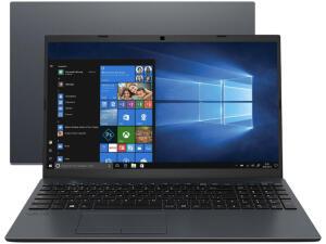"[APP - CLUBE DA LU - CASHBACK] Notebook Vaio i5 10th 8GB 256GB SSD 15,6"" Windows 10"