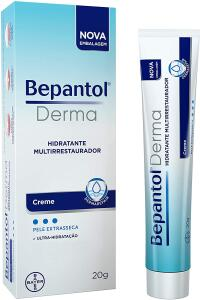 [ Recorrência] Bepantol Derma Creme Hidratante para Pele Extrasseca 20g