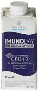 [Prime] Bebida Láctea Piracanjuba Imunoday Sabor Original 200 ml, Branco | R$ 2,27