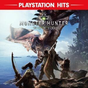 PS4 - MONSTER HUNTER: WORLD™ | R$63