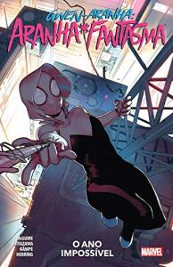 HQ - Gwen-aranha: Aranha-fanasma Vol. 2 | R$19