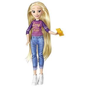 Boneca Disney Princesas Comfy Rapunzel - Hasbro | R$68