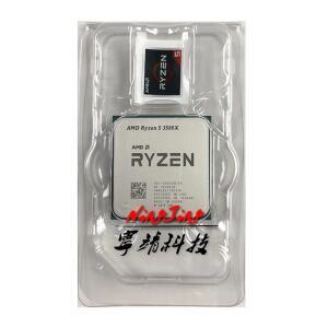 Processador amd ryzen 5 3500x | R$ 814