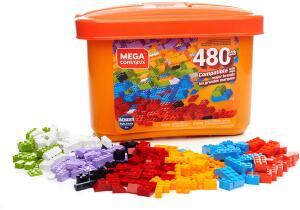 [PRIME] Blocos de Montar, 480 peças, Mega Construx, Mattel | R$94