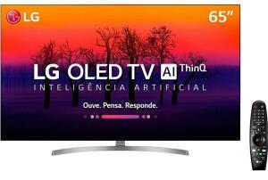 "[AME R$6.800] Smart Tv Oled 65"" Oled65b8ssc Ultra Hd 4k LG | R$7.800"