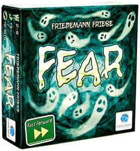 Jogo Fear - Conclave Editora | R$55